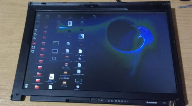 How to make a monitor from an old LCD display
